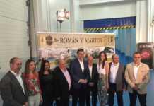 Mariano Rajoy visita Román y Martos