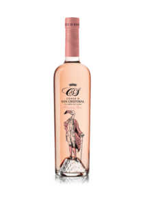 Conde de San Cristóbal Flamingo rosé 2016 D O Riberda del Duero