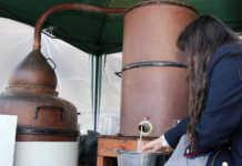 Aguardientes y licores tradicionales de Galicia